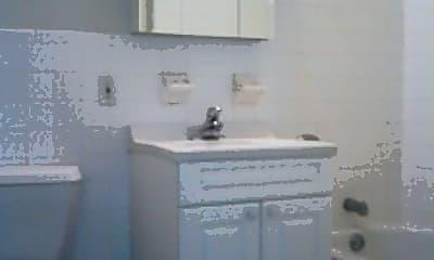 Bathroom, 321 W 54th St, 1