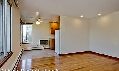 Living Room, 401 E Chicago St, 1