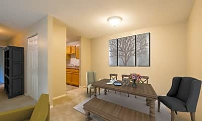 Living Room, Forest Ridge, 1