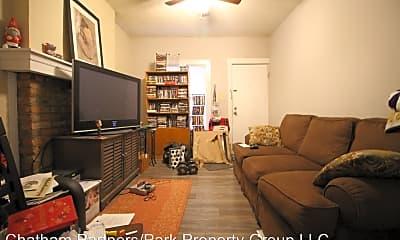 Living Room, 384 E 9th Ave, 1