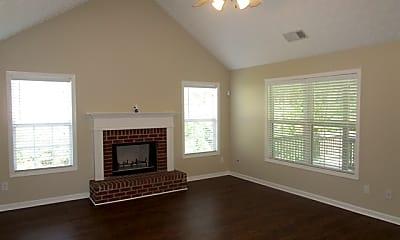 Living Room, 1441 Queenie Smith Road, 1