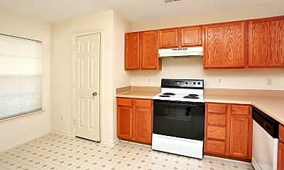 Kitchen, Sky Terrace, 1