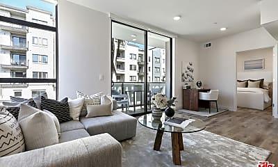 Living Room, 740 S Ridgeley Dr 503, 1