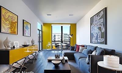 Living Room, 2310 N. Oakland Avenue, 0