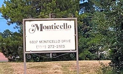 Monticello Townhouses & Apts, 1