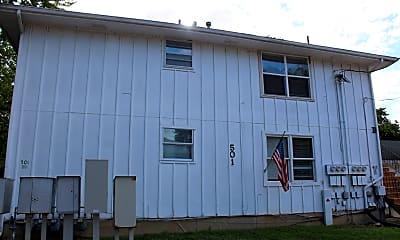 Building, 501 Vilas A, 0