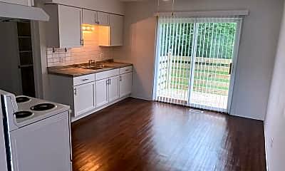 Kitchen, 5626 N Division St, 1