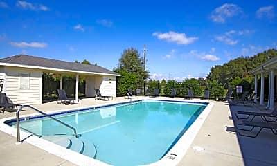 Pool, Savannah Park, 1