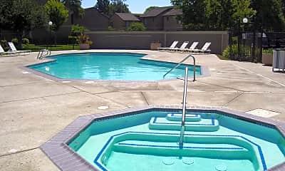 Pool, Village Green, 1