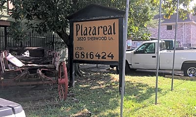 Plaza Real, 1