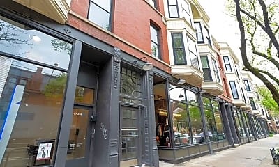 Building, 1704 N Wells St, 0