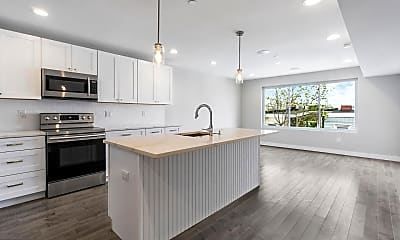 Kitchen, 1650 Point Breeze Ave 3, 2