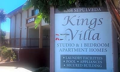 King'S Villas, 1