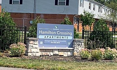 Hamilton Crossing, 1