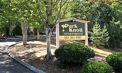 Park Knoll Apartments, 1