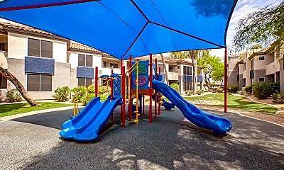 Playground, The Retreat, 2
