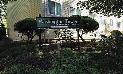 Washington Towers Apartments, 1