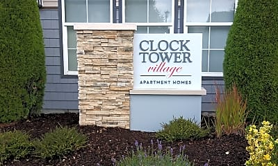 Clock Tower Village Apartment Homes, 1