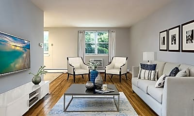 Living Room, Olney Plaza, 0