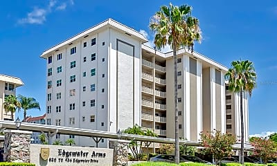 Building, 622 Edgewater Dr 622, 0