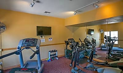 Fitness Weight Room, 6651 N Campbell Ave 138, 2