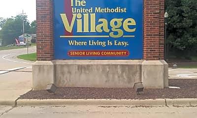 United Methodist Village, 1