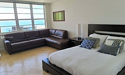 Bedroom, 100 Lincoln Rd 1519, 0