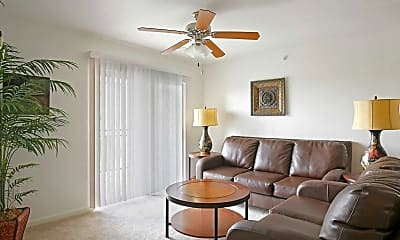 Living Room, Quinton Point, 1
