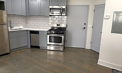 Kitchen, 5827 N Ridge Unit 305, 0