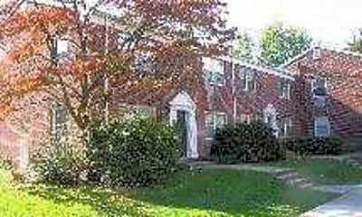 Building, Daycroft Apartments, 2