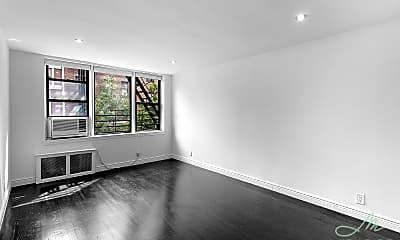 Living Room, 119 E 83rd St 3A, 0