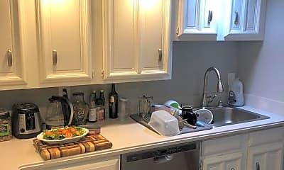 Kitchen, 2405 I St NW 2C, 1