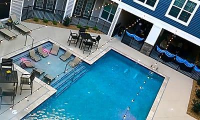 Pool, Nexus Luxury Apartments, 1