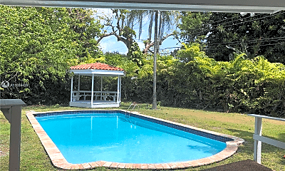 Pool, 7525 SW 72nd Ct, 2