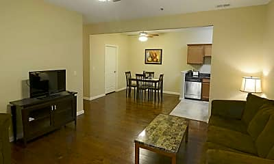 Living Room, Weinbach Manor Apartments, 0