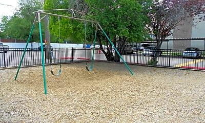 Playground, 8510 S State St, 2
