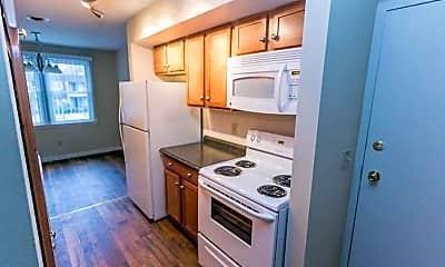 Kitchen, Maple Manor, 1