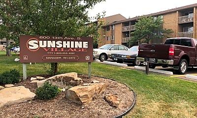 Sunshine Village, 1