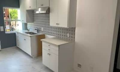Kitchen, 6930 DeSoto Avenue, 1