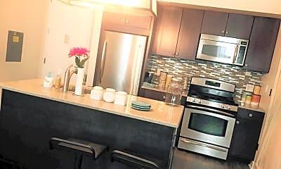 Kitchen, 4 Beacon Way 813, 1