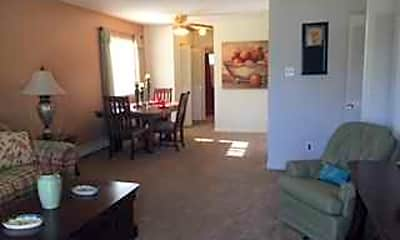Living Room, Madison Court Apartments, 1