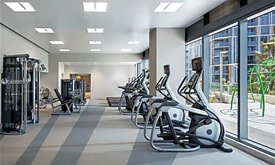 Fitness Weight Room, 68 SE 6th St 1012, 1