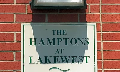 The Hamptons at Lakewest, 1