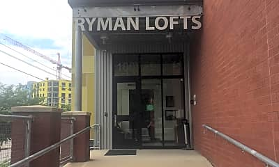 Ryman Lofts, 1