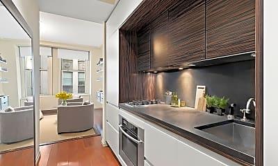 Kitchen, 55 Wall St 712, 1