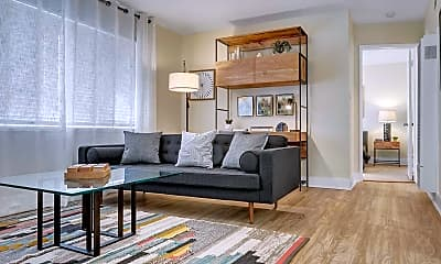 Living Room, Lantana Hills, 0