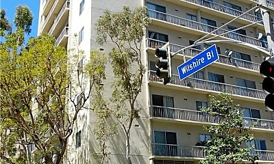 Community Signage, 10751 Wilshire Blvd 509, 0