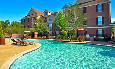 Pool, The Lakes At Cinco Ranch, 1