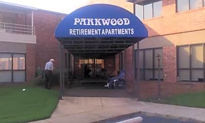 Parkwood Retirement Apartments, 1