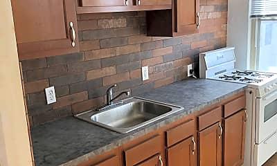 Kitchen, The Esmond Apartments, 0